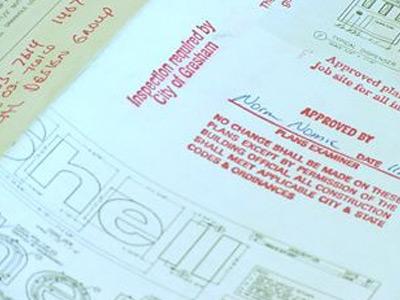 oregon permits, portland permits, washington permits, seattle permits, sign permits oregon